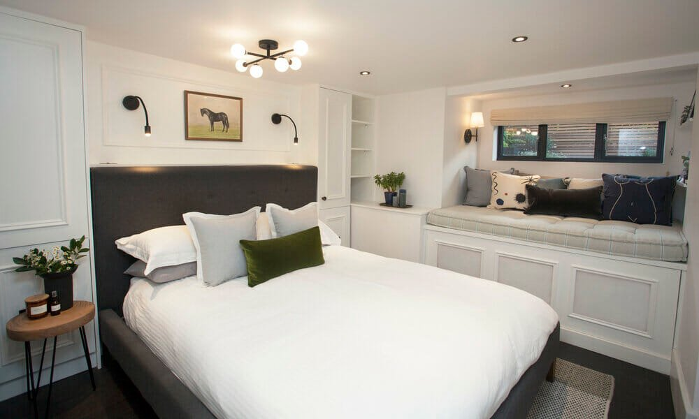 finished basement bedroom ideas - Realhomes