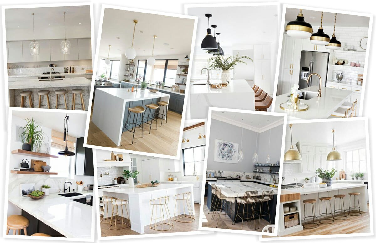 modern contemporary kitchen decor inspiration