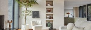 neutral living room interior design trends 2022