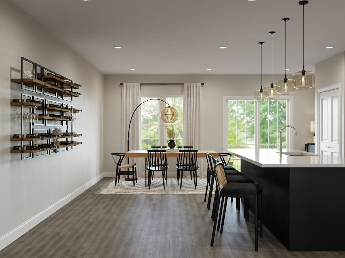 2022 kitchen design trends - Marine D