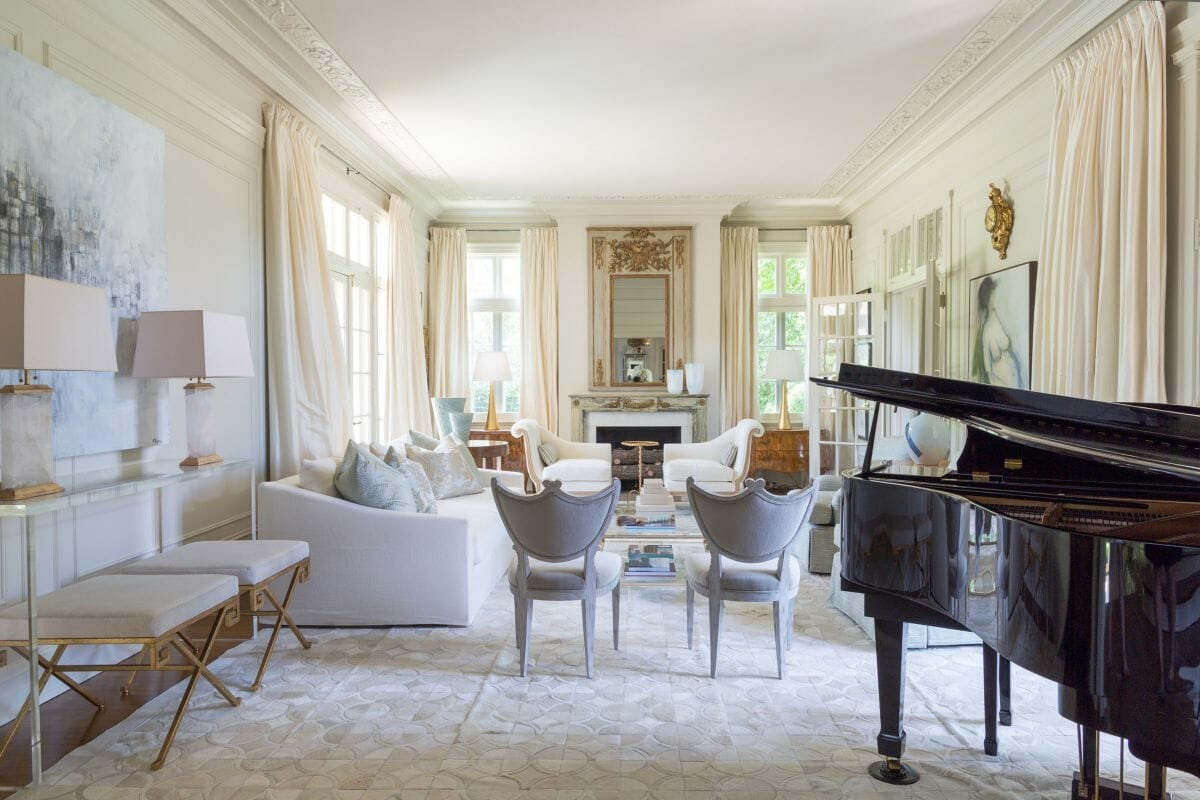 Contemporary New Orleans interior design