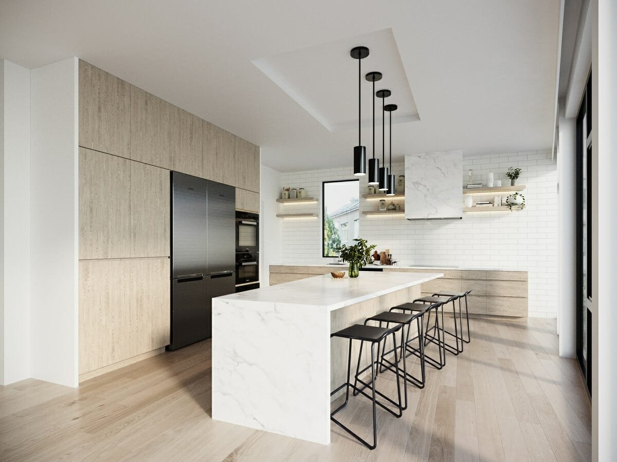 Contemporary kitchen trends 2022 - Laura A