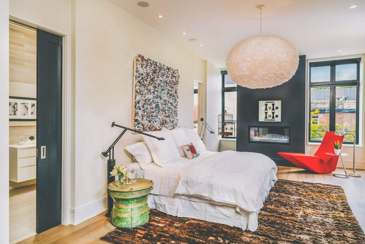 Eclectic bedroom by decorilla new orleans interior designers