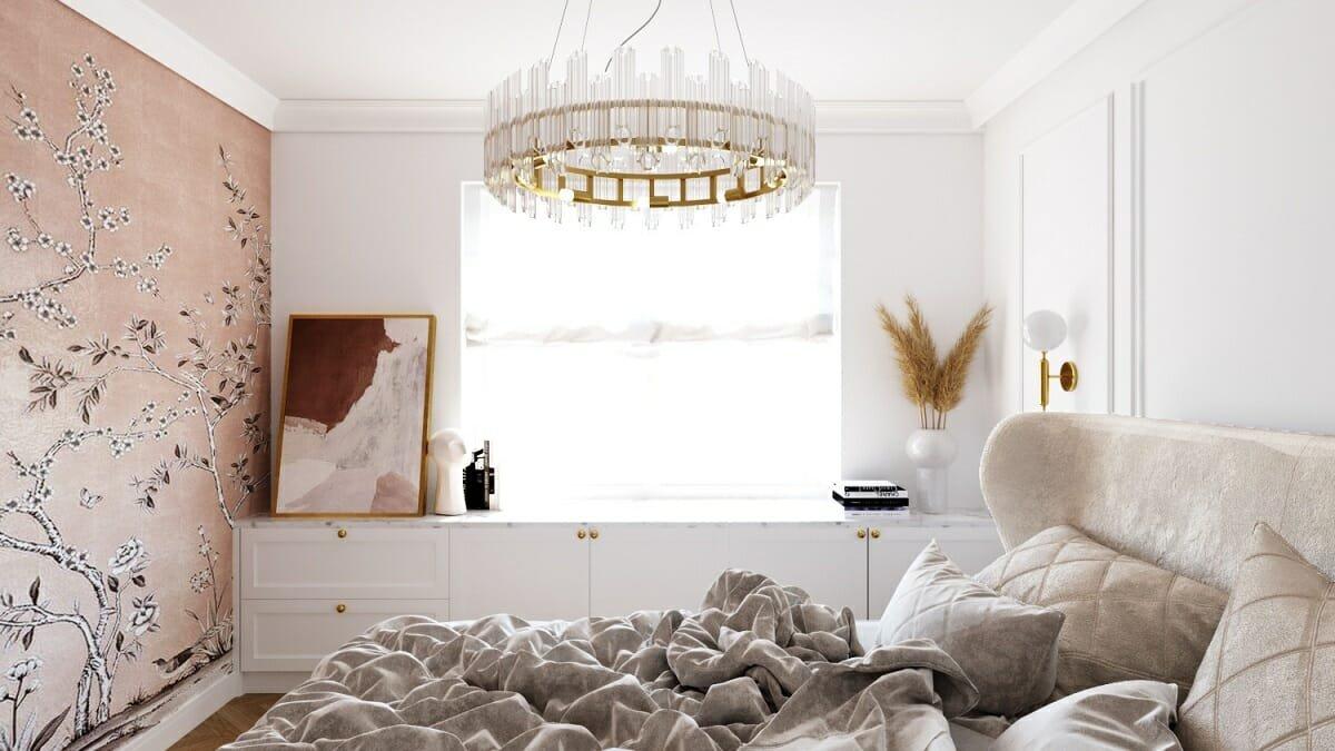 Fall bedroom decor - Kristina B