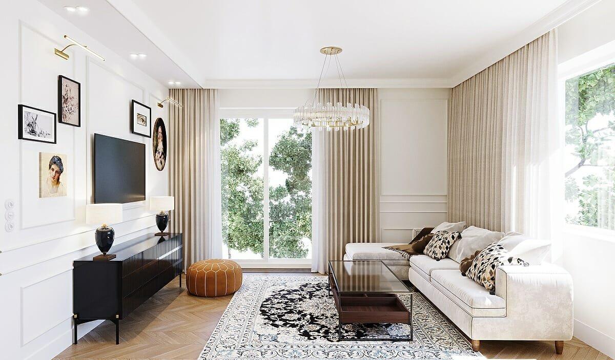 Fall home décor - Kristina B