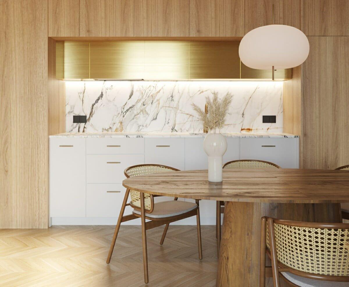 Fall kitchen decor - Kristina B