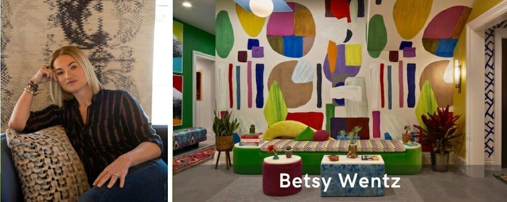 Find an interior designer Betsy Wentz