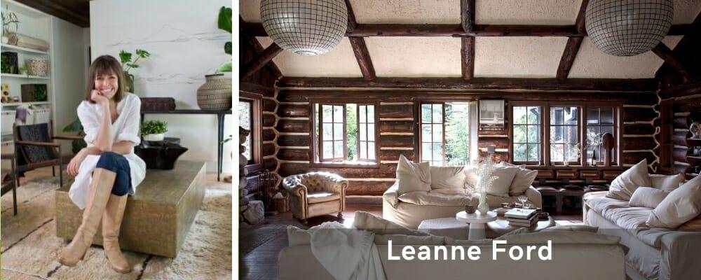 Hire an interior designer Leanne Ford
