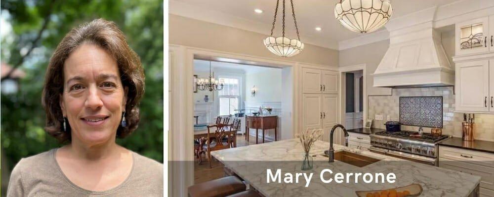 Houzz interior designers Pittsburgh Mary Cerrone
