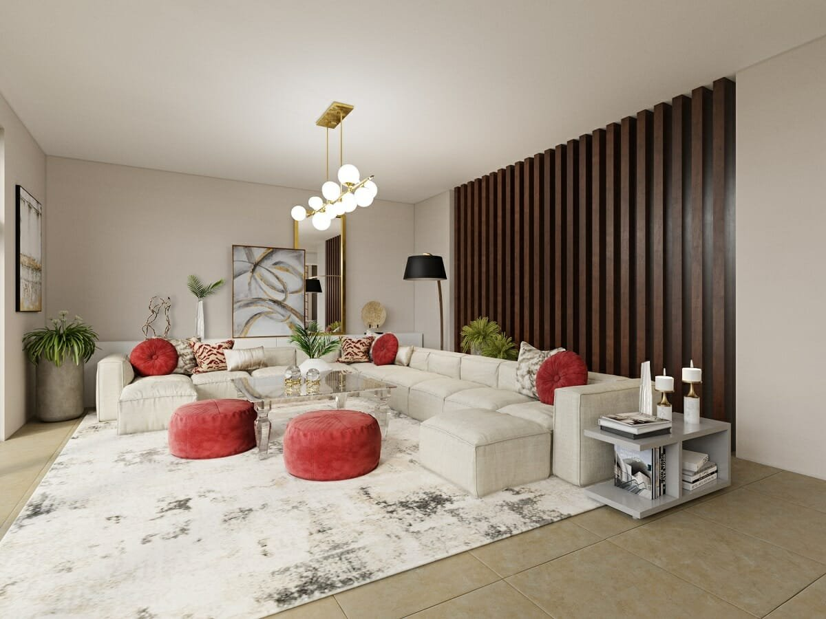 Increase home value with decor - Sonia C.
