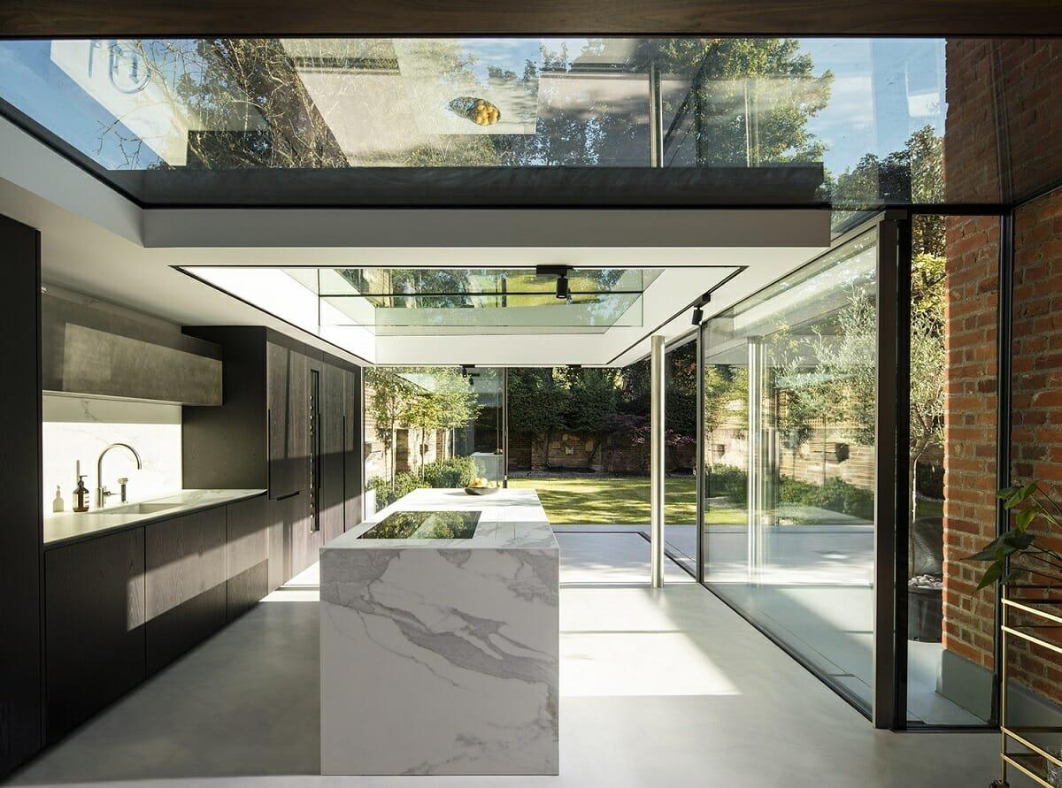 Integrated and hidden kitchen appliance trends 2022 - Wilscott Photography