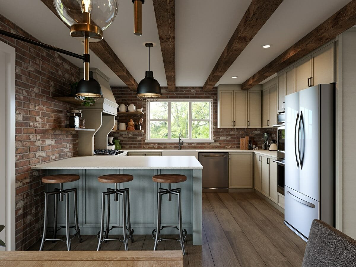 Kitchen design is one of the best ways to increase home value - Jessica S