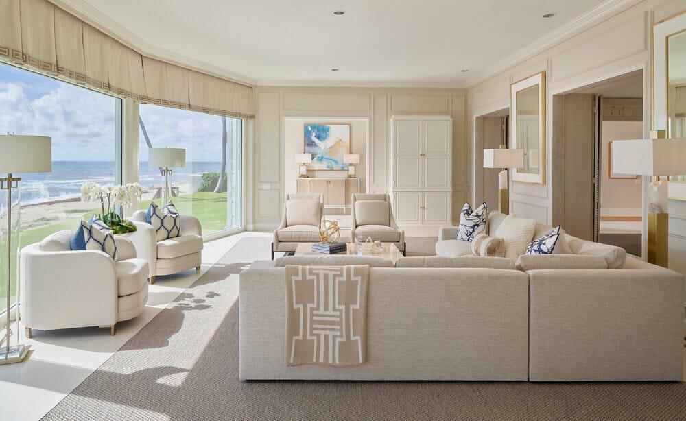 Luxury New Orleans interior design