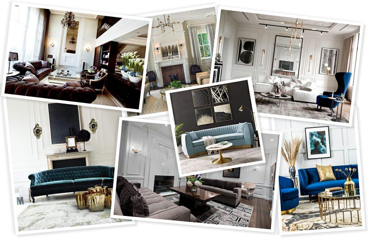 Modern classic house design inspiration