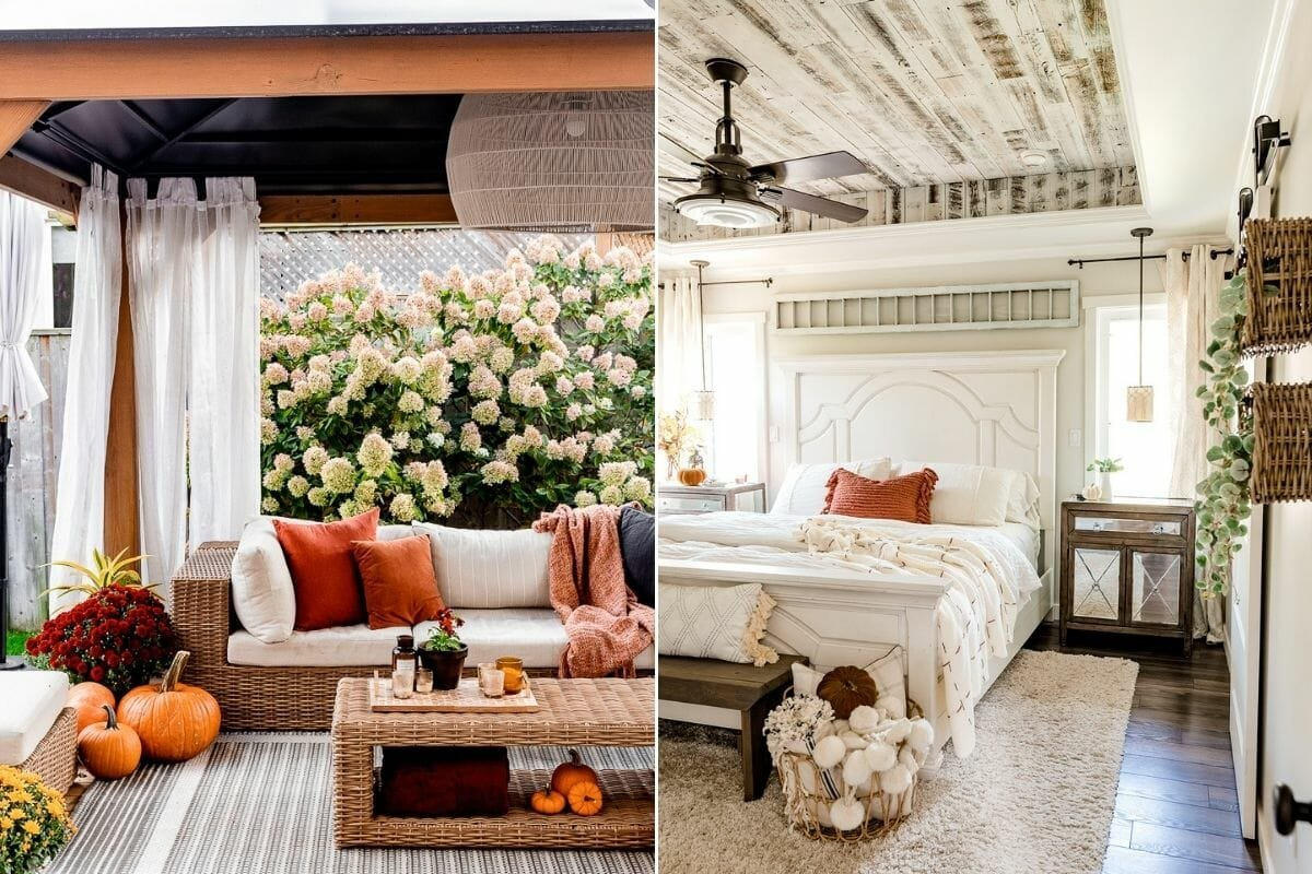 Quick fall decorating ideas