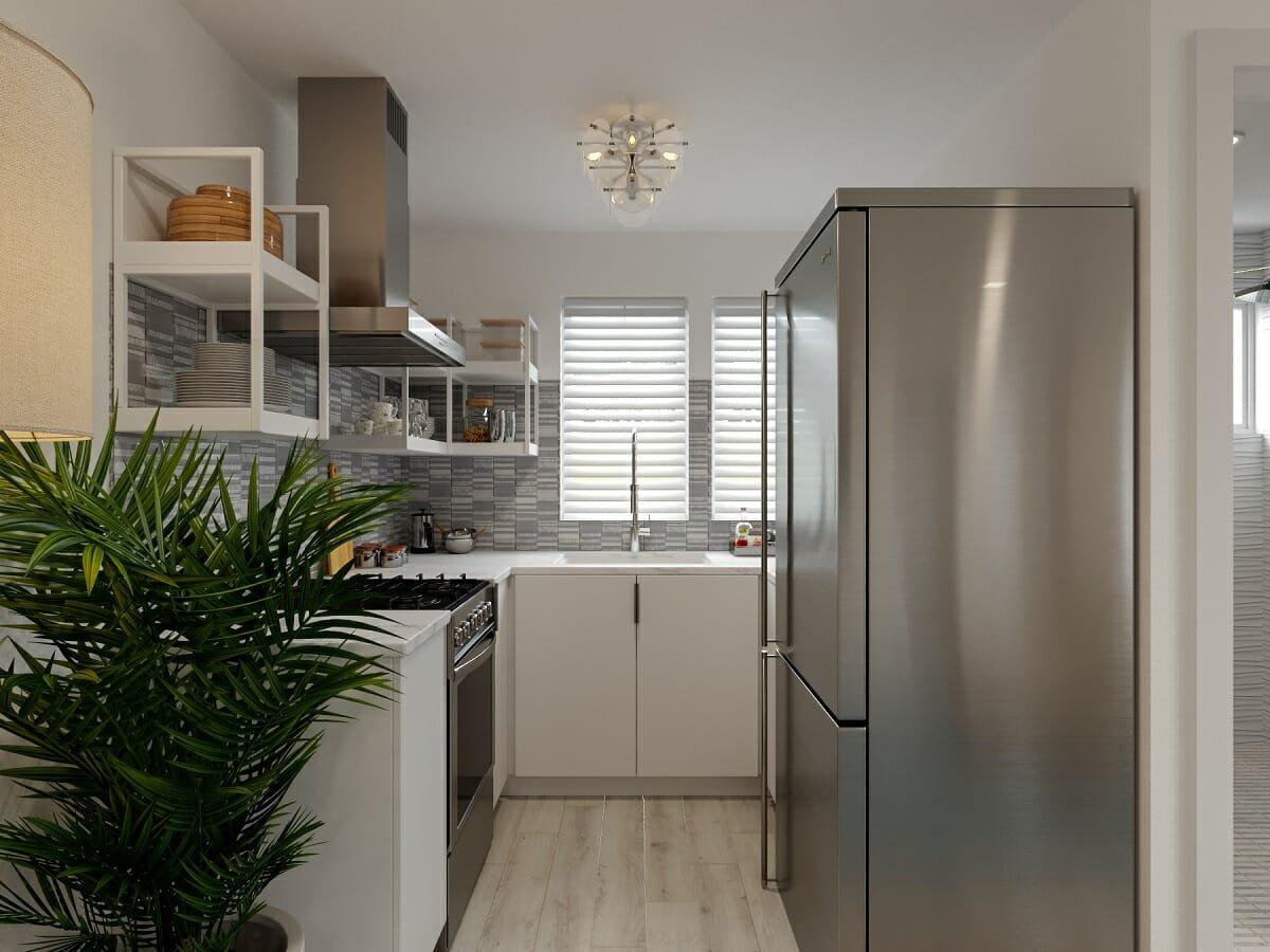 Small kitchen remodel ideas - Wanda P