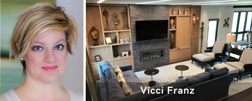 Top Pittsburgh interior designers Vicci Franz
