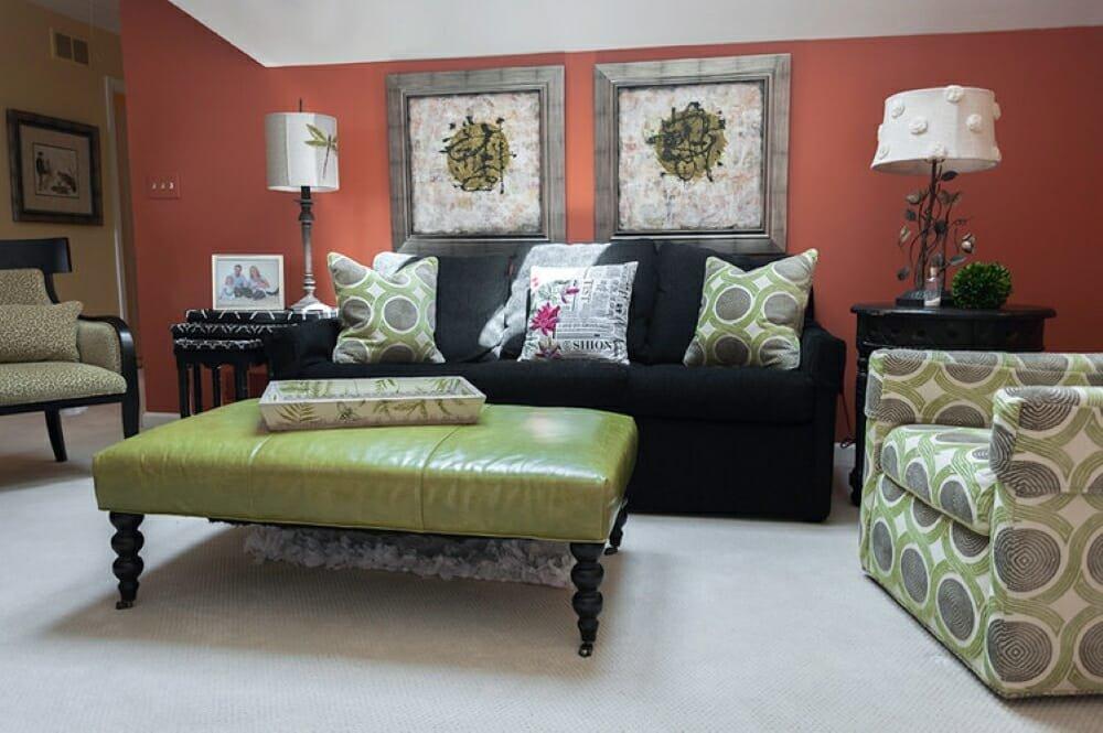 Top interior decorator Pittsburgh Angela Nolfi