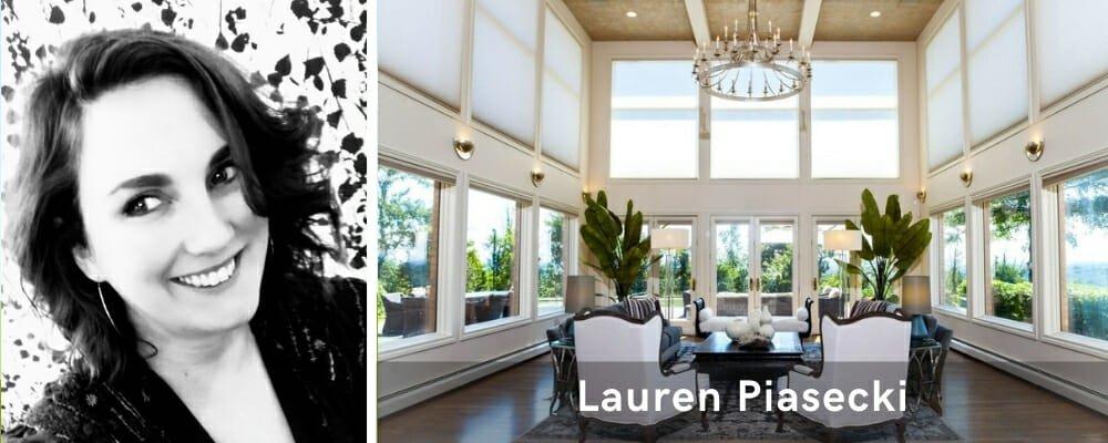 Top interior decorator Pittsburgh Lauren Piasecki