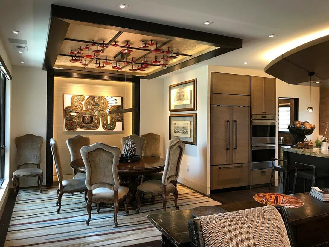 Top interior decorator Pittsburgh Vicci Franz