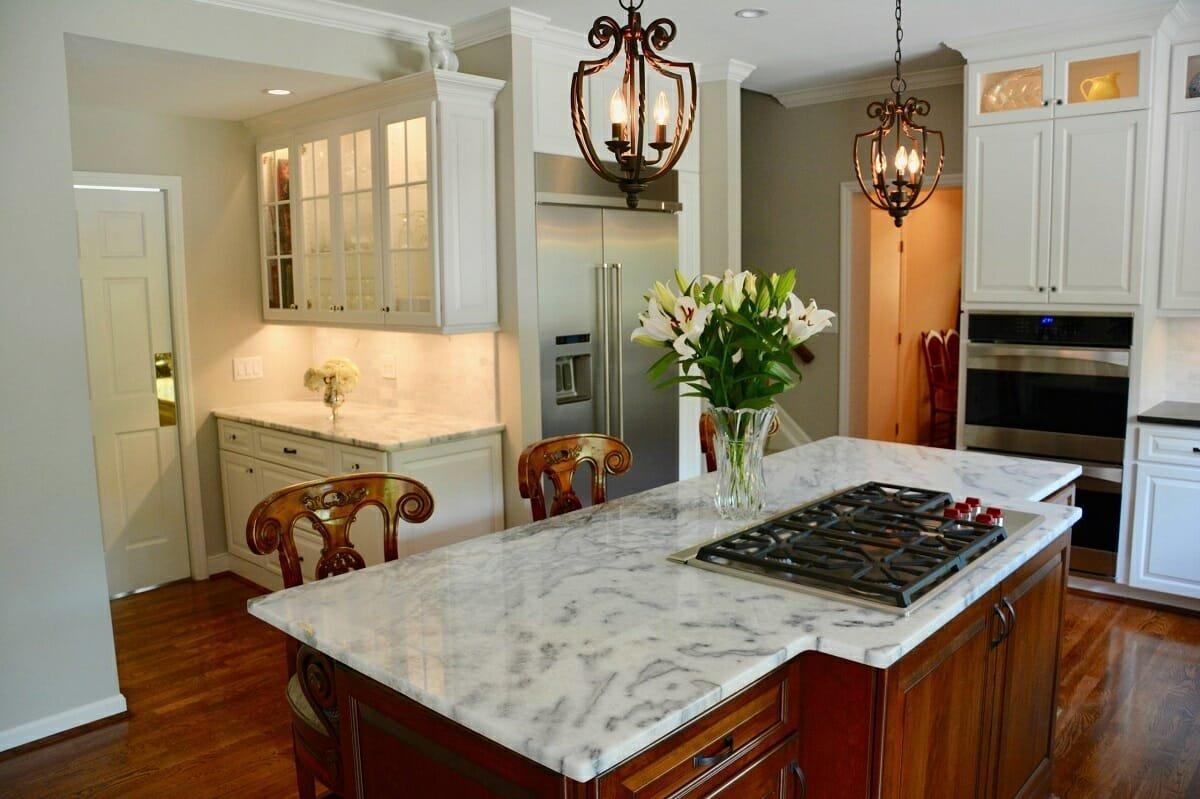 Top interior decorator in Cincinnati - Mary Miller
