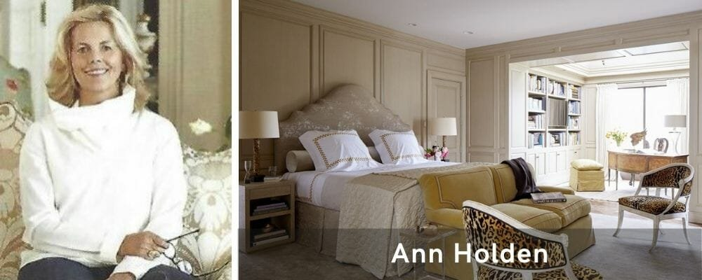 Transitional style bedroom by one of the top Houzz interior designer New Orleans
