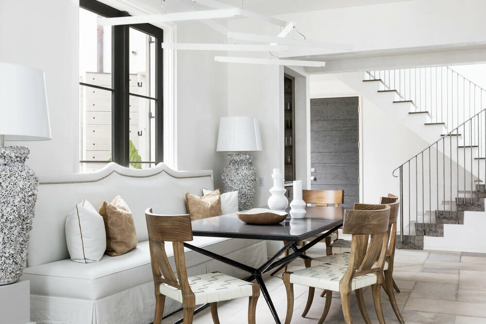 Unique New Orleans interior design living room