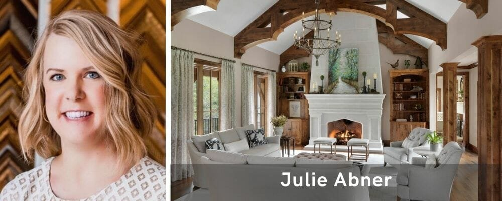 Unique dining room decor by one of the top St. Louis interior designers