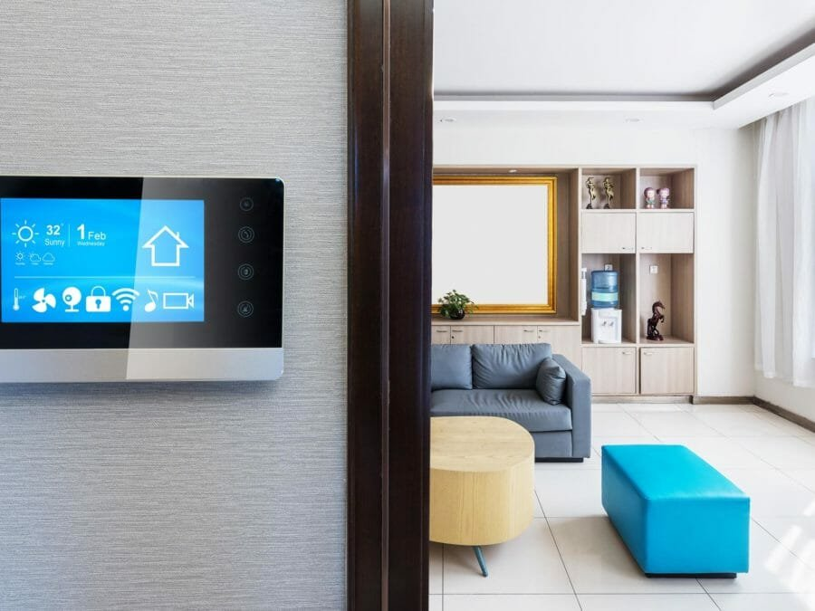 What adds value to your home - smart tech