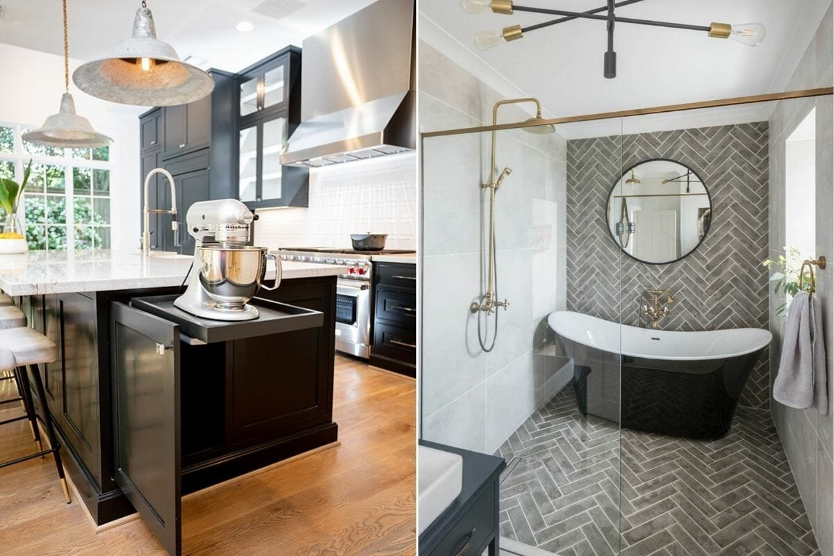bathroom and kitchen renovations increase home value