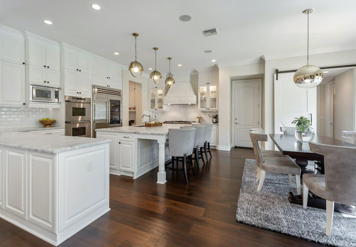 white kitchen trends 2022 by lori d