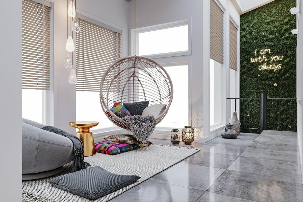 Choosing a rug for the foyer - Mladen C.