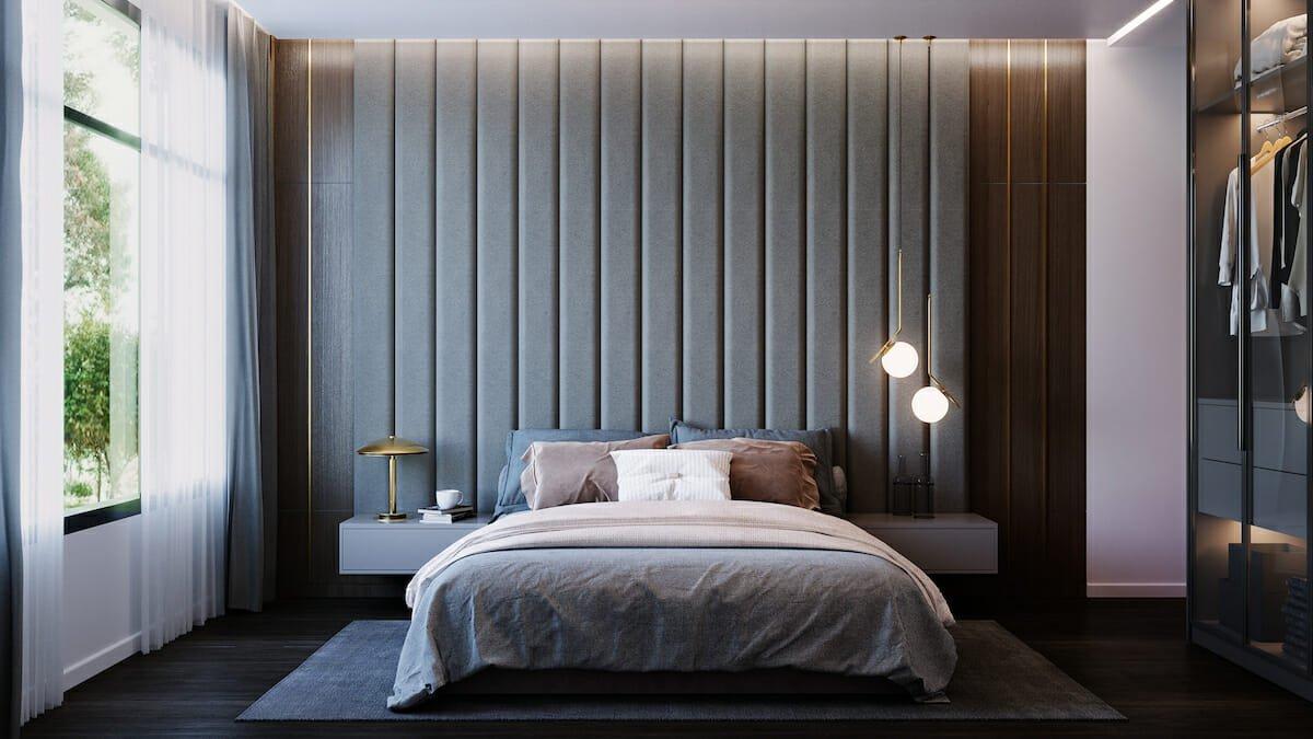 Choosing an area rug for a bedroom - Beyzanur K.
