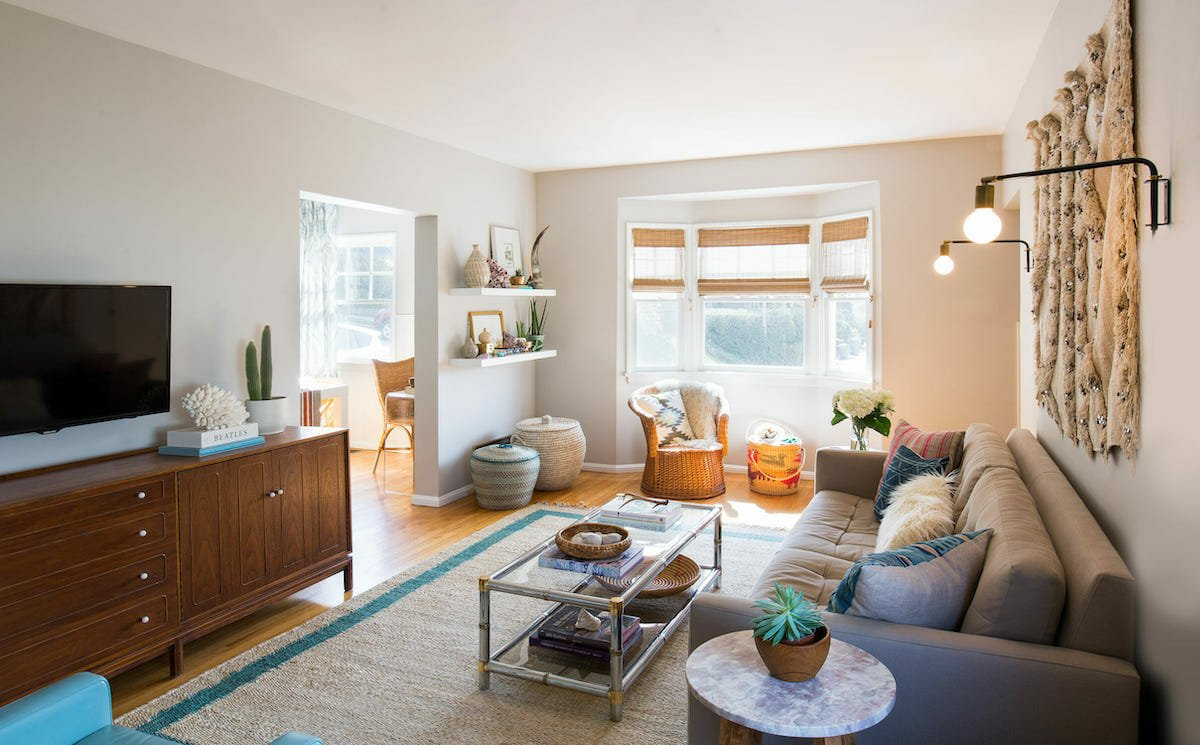 How to choose a rug and rug pad for a iving room - Gendolyn G.