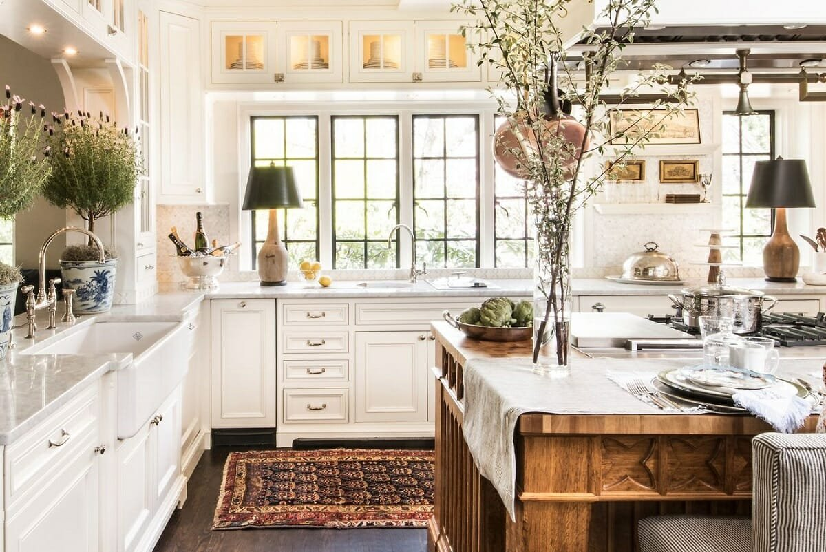 How to choose a rug for the kitchen - HB