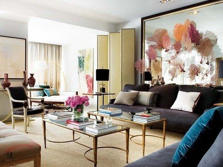 Style finder modern living room